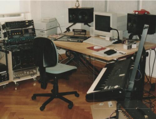 Zeitsprung – Thomas Draffehn und die Geschichte seiner TD Audio Promotion