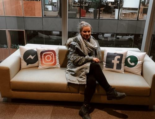 Besuch bei Facebook | Headquarter Dublin